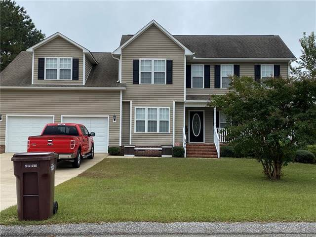 326 Pinevalley Lane, Sanford, NC 27332 (MLS #644996) :: The Signature Group Realty Team