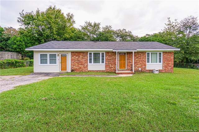 1435 Whitburn Avenue, Fayetteville, NC 28304 (MLS #645003) :: The Signature Group Realty Team