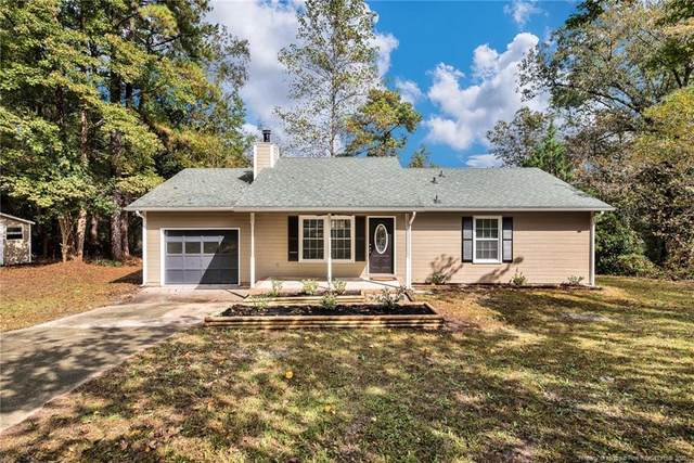 1018 Anarine Road, Fayetteville, NC 28303 (MLS #645004) :: The Signature Group Realty Team