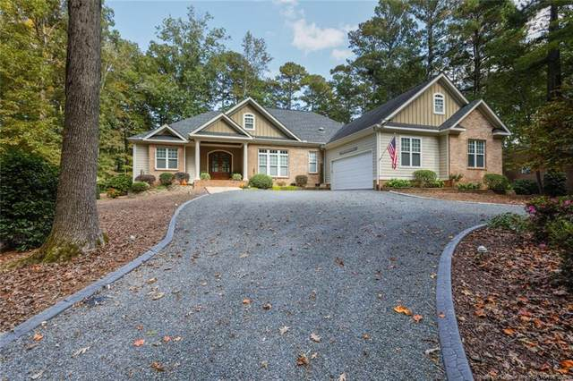 3090 Fairway Woods, Sanford, NC 27332 (MLS #645010) :: Premier Team of Litchfield Realty
