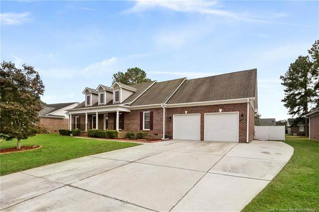 3427 Beckford Lane, Fayetteville, NC 28304 (MLS #645026) :: The Signature Group Realty Team