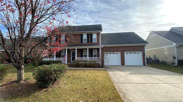 3315 Carlo Rossi Drive, Fayetteville, NC 28306 (MLS #645031) :: Freedom & Family Realty
