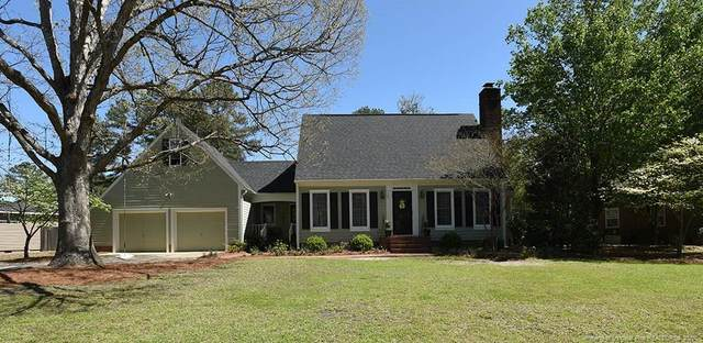 3685 Kale Drive, Lumberton, NC 28358 (MLS #645035) :: The Signature Group Realty Team