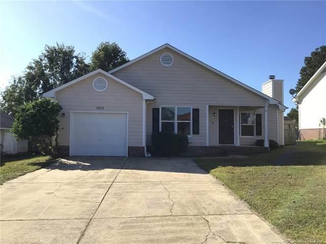 5552 Pepperbush Drive, Fayetteville, NC 28304 (MLS #645040) :: Moving Forward Real Estate