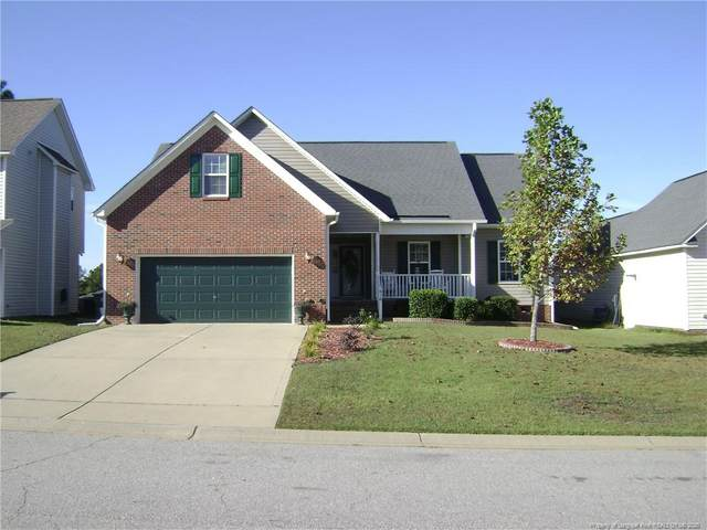 416 Holman Street, Fayetteville, NC 28306 (MLS #645041) :: The Signature Group Realty Team