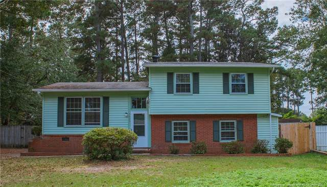 5025 Inverness Drive, Fayetteville, NC 28304 (MLS #645079) :: The Signature Group Realty Team