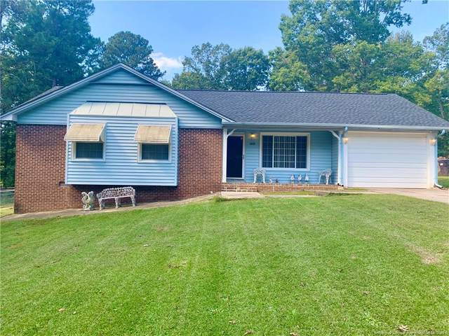 2408 Sierra Road, Sanford, NC 27330 (MLS #645084) :: Moving Forward Real Estate