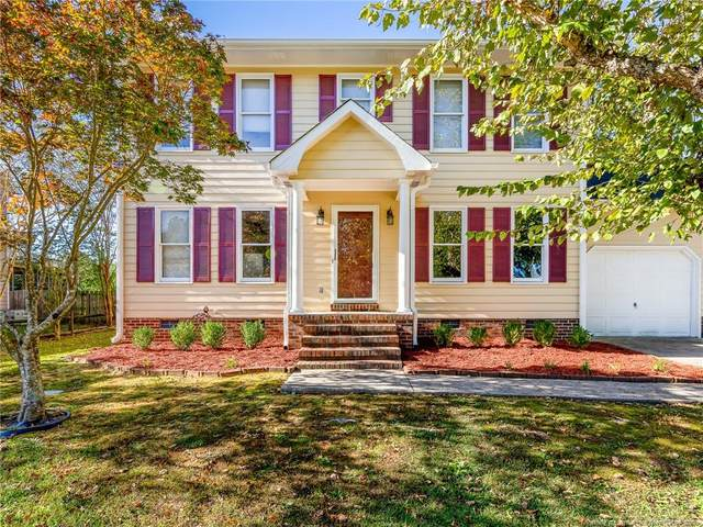 7509 Hammersley Road, Fayetteville, NC 28306 (MLS #645089) :: Moving Forward Real Estate