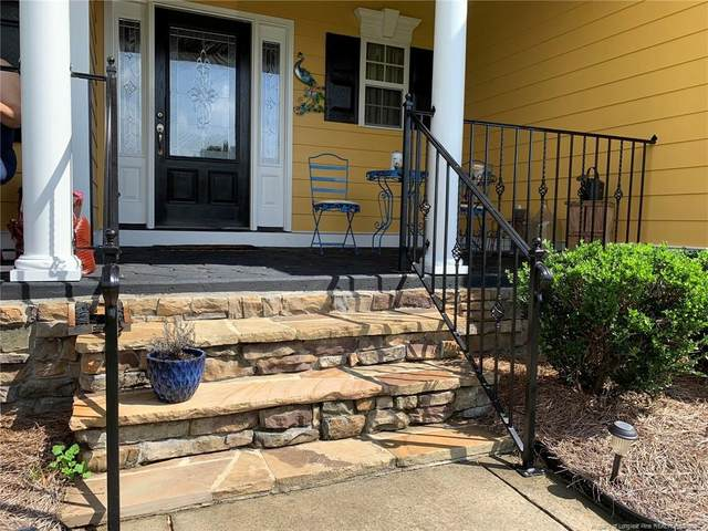 1714 Holloman Drive, Fayetteville, NC 28312 (MLS #645092) :: The Signature Group Realty Team