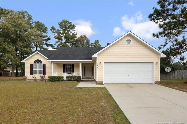106 Proclamation Drive, Raeford, NC 28376 (MLS #645095) :: The Signature Group Realty Team