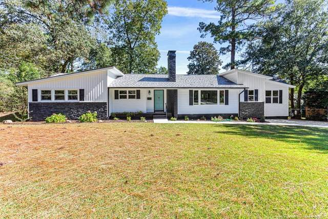 315 Westview Drive, Fayetteville, NC 28303 (MLS #645101) :: The Signature Group Realty Team