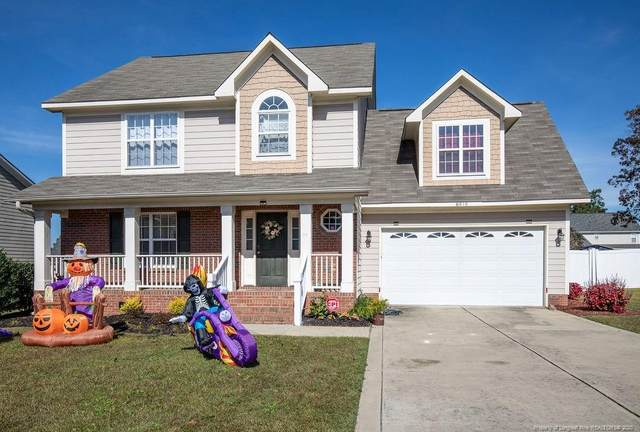 6010 Pink Drive, Fayetteville, NC 28314 (MLS #645107) :: The Signature Group Realty Team