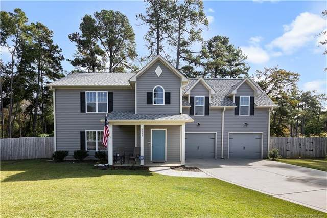 6895 Deerhorn Court, Fayetteville, NC 28314 (MLS #645109) :: The Signature Group Realty Team
