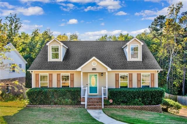 5575 Linkwood Drive, Fayetteville, NC 28311 (MLS #645115) :: Moving Forward Real Estate