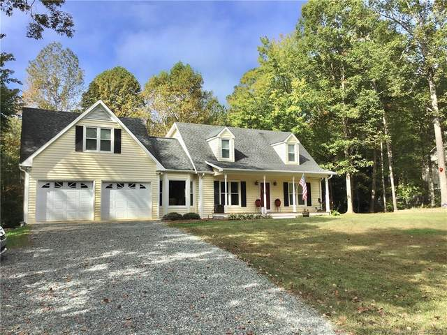 198 Doe Run Drive, Sanford, NC 27330 (MLS #645118) :: Moving Forward Real Estate