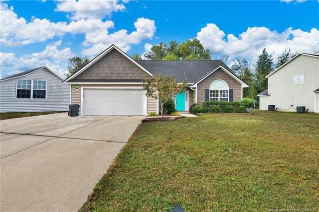 5135 Goshawk Drive, Hope Mills, NC 28348 (MLS #645120) :: Moving Forward Real Estate