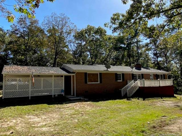 12040 X Way Road, Laurinburg, NC 28352 (MLS #645130) :: The Signature Group Realty Team
