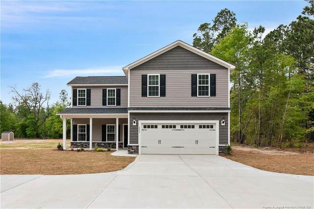 3345 Red Fox Road, Spring Lake, NC 28390 (MLS #645134) :: The Signature Group Realty Team