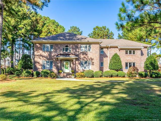 6609 Summerchase Drive, Fayetteville, NC 28311 (MLS #645137) :: Freedom & Family Realty