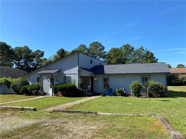 604 Miller Avenue 604 & 606, Fayetteville, NC 28304 (MLS #645143) :: The Signature Group Realty Team