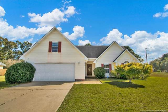110 Rushmore Court, Raeford, NC 28376 (MLS #645148) :: The Signature Group Realty Team