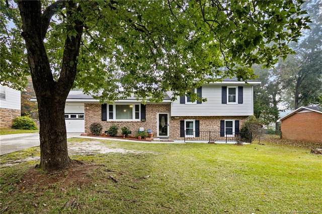1309 Worstead Drive, Fayetteville, NC 28314 (MLS #645149) :: The Signature Group Realty Team