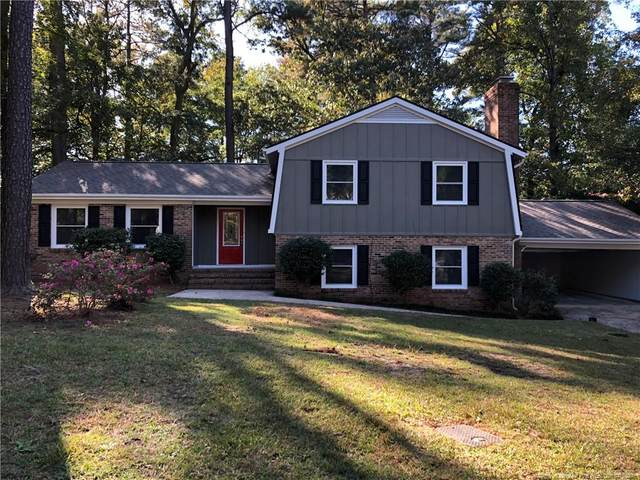 246 Waxhaw Drive, Fayetteville, NC 28314 (MLS #645159) :: The Signature Group Realty Team