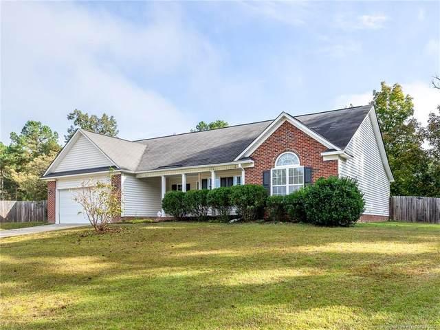 297 Falling Leaf Drive, Raeford, NC 28376 (MLS #645163) :: Moving Forward Real Estate