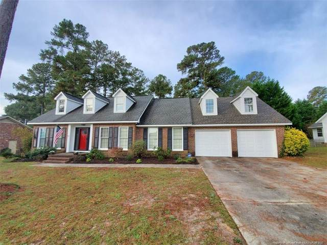5617 Goose Creek Lane, Fayetteville, NC 28304 (MLS #645177) :: Moving Forward Real Estate