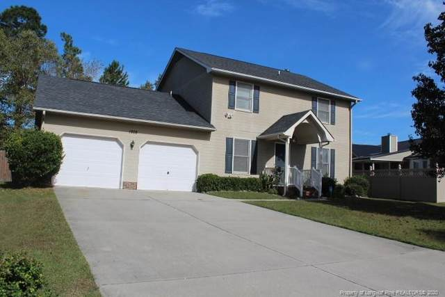 1808 Daphne Circle, Fayetteville, NC 28304 (MLS #645189) :: The Signature Group Realty Team
