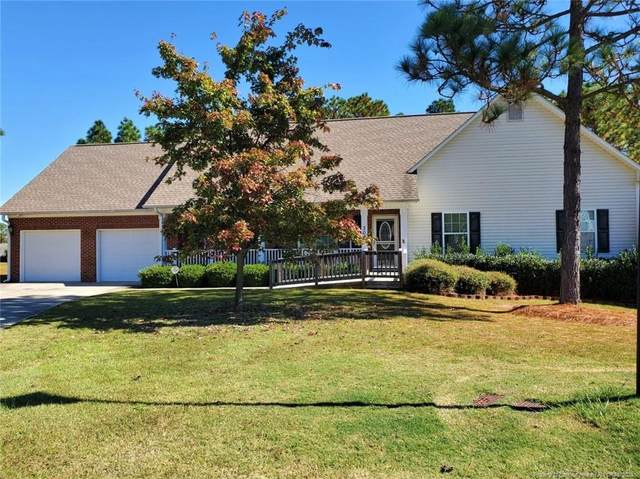 305 Sonora Drive, Lillington, NC 27546 (MLS #645202) :: Moving Forward Real Estate