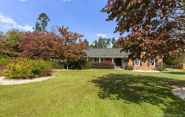 1718 Joncee Drive, Fayetteville, NC 28312 (MLS #645207) :: The Signature Group Realty Team
