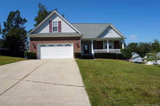 1604 Middle Creek Court, Fayetteville, NC 28314 (MLS #645214) :: The Signature Group Realty Team