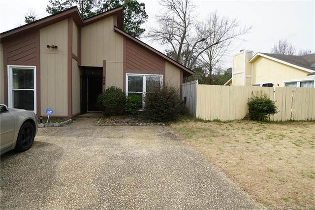 540 Hickorywood Drive, Fayetteville, NC 28314 (MLS #645215) :: Moving Forward Real Estate