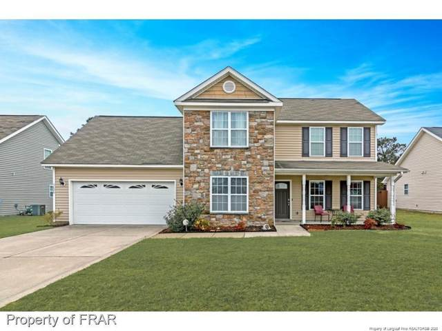 3628 Crosswinds Drive, Hope Mills, NC 28348 (MLS #645217) :: Moving Forward Real Estate