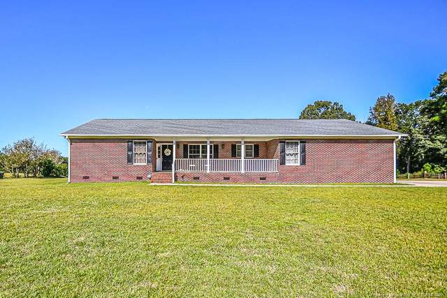 5896 Tabor Church Road, Fayetteville, NC 28312 (MLS #645237) :: Premier Team of Litchfield Realty