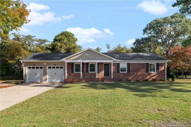 202 Prince Charles Drive, Fayetteville, NC 28311 (MLS #645243) :: Premier Team of Litchfield Realty