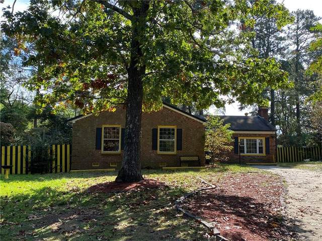 315 Myers Court, Fayetteville, NC 28311 (MLS #645263) :: Moving Forward Real Estate