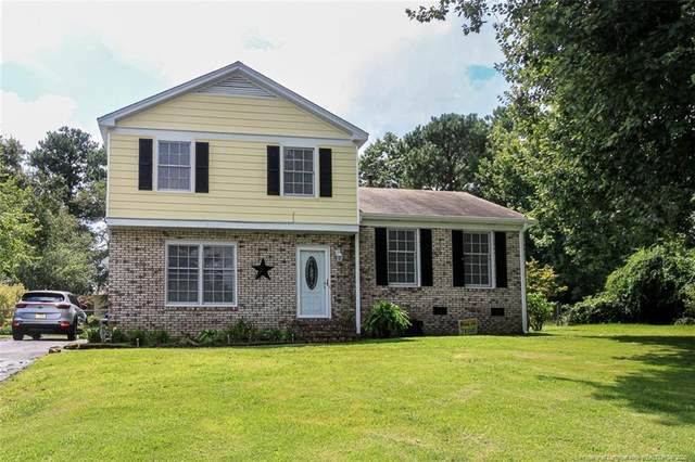 5215 Remington Road, Fayetteville, NC 28311 (MLS #645266) :: Moving Forward Real Estate