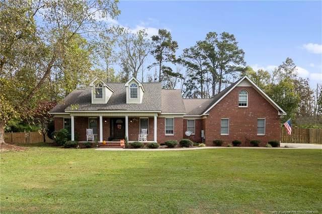 6001 Kingsland Drive, Fayetteville, NC 28306 (MLS #645271) :: Moving Forward Real Estate
