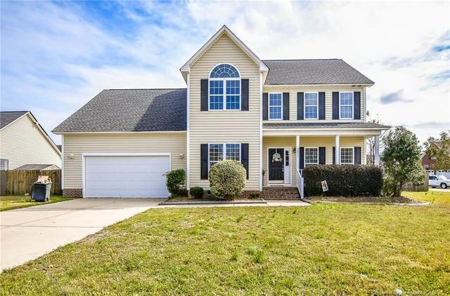 2931 Lambrusco Place, Fayetteville, NC 28306 (MLS #645276) :: Moving Forward Real Estate