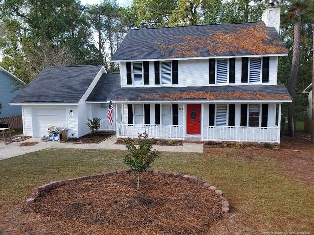 7414 Beaver Run Drive, Fayetteville, NC 28314 (MLS #645277) :: The Signature Group Realty Team