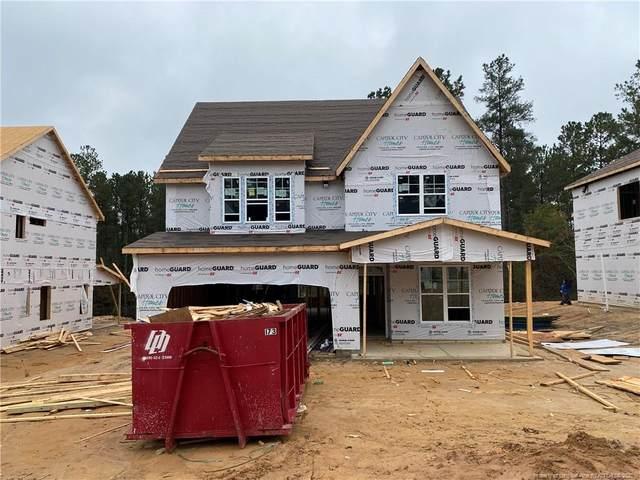 496 Falls Creek Drive, Spring Lake, NC 28390 (MLS #645290) :: Moving Forward Real Estate