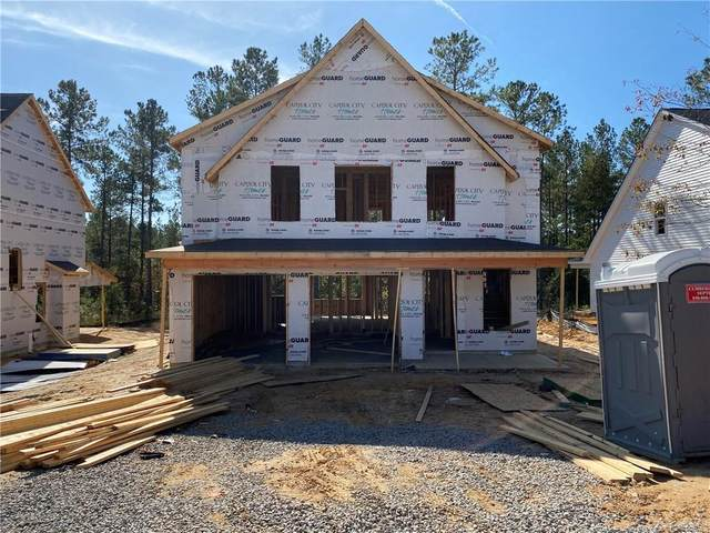 486 Falls Creek Drive, Spring Lake, NC 28390 (MLS #645302) :: Freedom & Family Realty