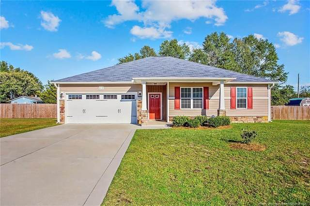 812 Leah Street, Fayetteville, NC 28312 (MLS #645307) :: Moving Forward Real Estate