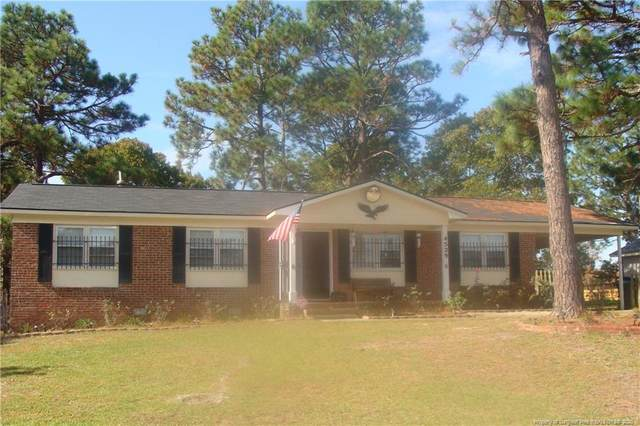 4529 Spinel Drive, Fayetteville, NC 28311 (MLS #645317) :: The Signature Group Realty Team