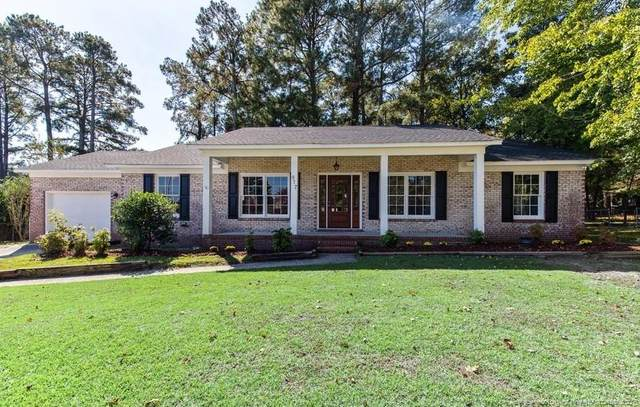 817 Southview Circle, Fayetteville, NC 28311 (MLS #645340) :: Freedom & Family Realty