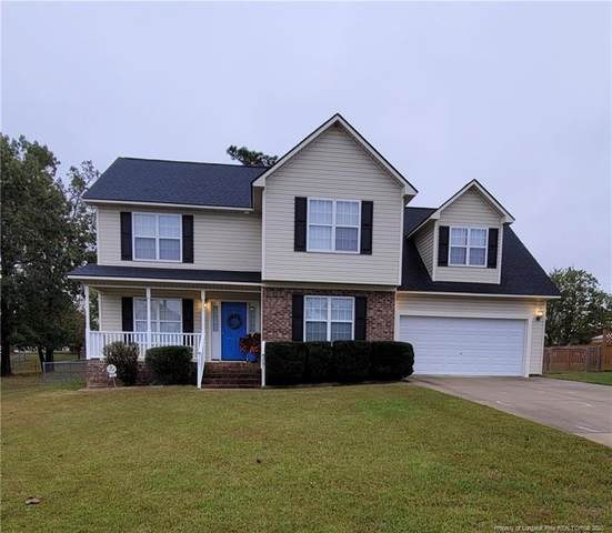 327 Lenoir Drive, Spring Lake, NC 28390 (MLS #645341) :: Freedom & Family Realty