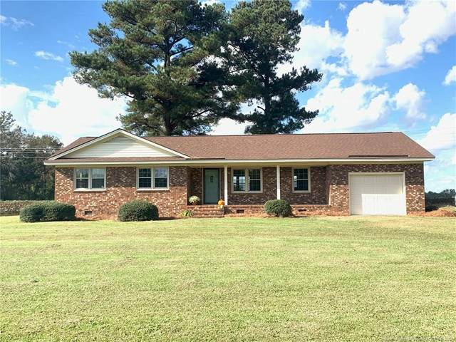 760 Eugene Jernigan Road, Dunn, NC 28334 (MLS #645342) :: The Signature Group Realty Team