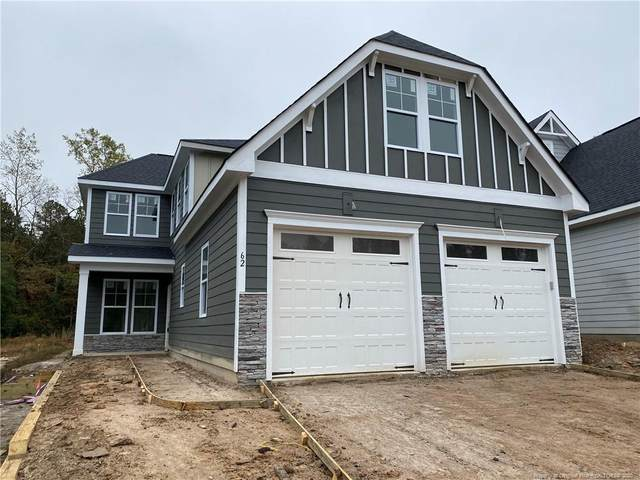62 Spruce Hollow Circle, Spring Lake, NC 28390 (MLS #645349) :: Freedom & Family Realty